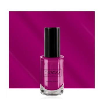 Neess – Lakier do paznokci zmysłowy burgund 7527 (5 ml)