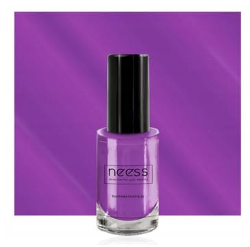 Neess – Lakier do paznokci fioletowa inspiracja 7529 (5 ml)