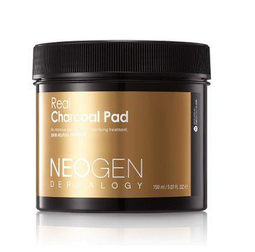 Neogen Real Charcoal Pad złuszczające płatki (150 ml)