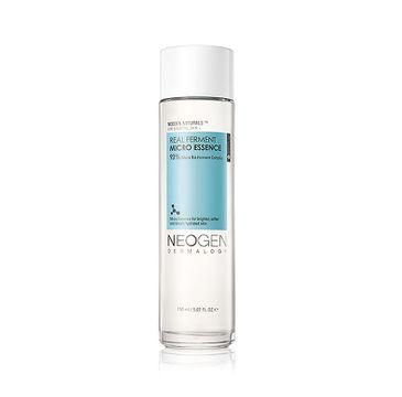 Neogen Real Ferment Micro Essence bezzapachowa esencja nawadniająca (150 ml)