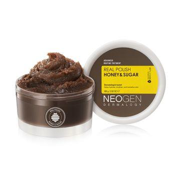Neogen Real Polish Honey And Sugar peeling do twarzy na bazie miodu i cukru (100 g)