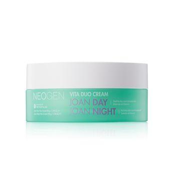 Neogen Vita Duo Cream Joan Day & Joan Night nawadniająco-kojący krem na dzień i na noc (100 g)