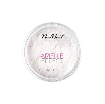 NeoNail Arielle Effect pyłek do paznokci No. 02 Multicolor (2 g)