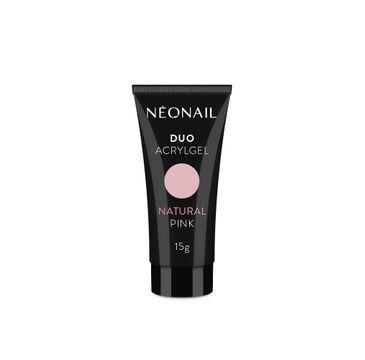 NeoNail Duo Acrylgel akrylożel do paznokci Natural Pink (15 g)