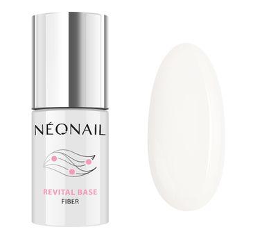 NeoNail Revital Base Fiber wzmacniająca baza hybrydowa Milky Cloud (7.2 ml)