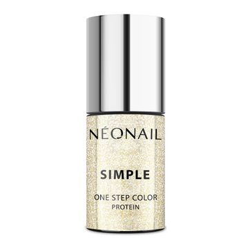 NeoNail Simple One Step Color Protein lakier hybrydowy Brilliant (7.2 g)