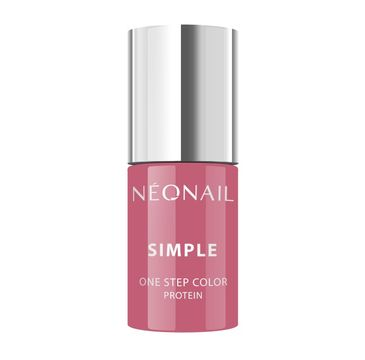 NeoNail Simple One Step Color Protein lakier hybrydowy Cheerful (7.2 g)