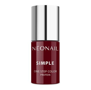 NeoNail Simple One Step Color Protein lakier hybrydowy Glamorous (7.2 g)