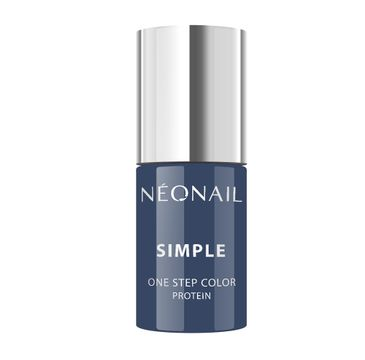 NeoNail Simple One Step Color Protein lakier hybrydowy Mysterious (7.2 g)