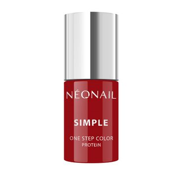 NeoNail Simple One Step Color Protein lakier hybrydowy Spicy (7.2 g)