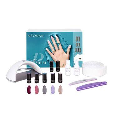 NeoNail Smart Set Premium zestaw do manicure hybrydowego (1 szt.)
