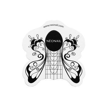 NeoNail szablony do przedłużania paznokci Motyl (100 szt.)