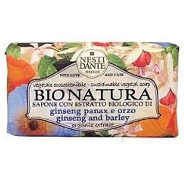 Nesti Dante Bio Natura Ginseng And Barley mydło toaletowe 250g