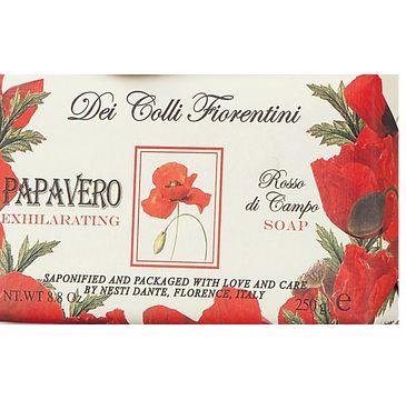 Nesti Dante Dei Coli Fiorentini mydło na bazie maku 250g