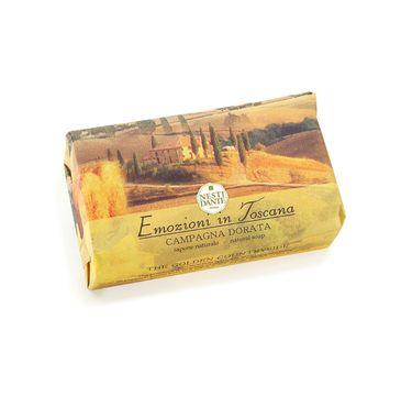 Nesti Dante Emozioni In Toscana mydło złoty pejzaż 250g