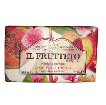 Nesti Dante Il Frutteto mydło na bazie brzoskwini i melona 250g