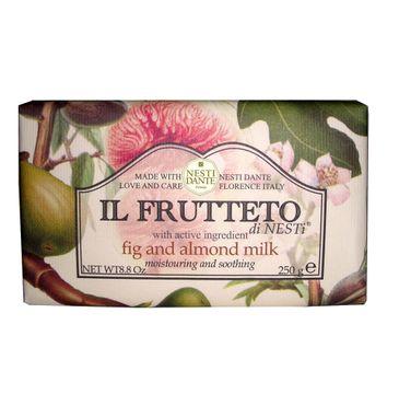 Nesti Dante Il Frutteto mydło na bazie fig i mleczka migdałowego 250g