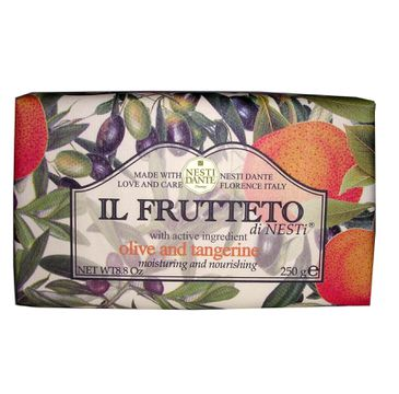 Nesti Dante Il Frutteto mydło na bazie mandarynki i oliwy z oliwek 250g
