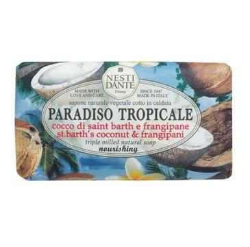 Nesti Dante Paradiso Tropicale mydło toaletowe kokos 250g
