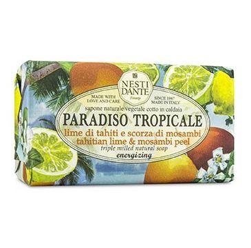 Nesti Dante Paradiso Tropicale mydło toaletowe limonka 250g