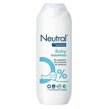 Neutral Baby Shampoo szampon do włosów dla dzieci 250ml