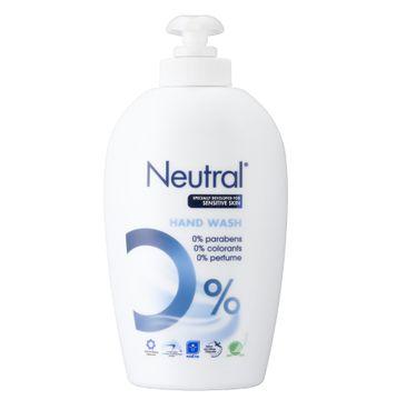 Neutral Hand Wash mydło do rąk w płynie 250ml