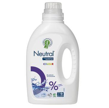 Neutral Liquid żel do prania do koloru 1000ml