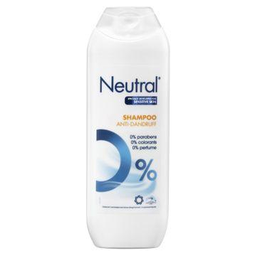 Neutral Shampoo Anti-Dandruff szampon do włosów przeciwłupieżowy 250ml