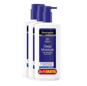 Neutrogena – Emulsja nawilżająca do ciała - sucha skóra (400 ml)