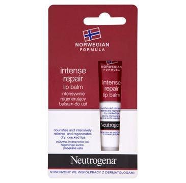 Neutrogena Formuła Norweska balsam do ust intensywnie regenerujący 15 ml