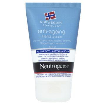 Neutrogena Formuła Norweska krem do rąk przeciw starzeniu się skóry 50 ml