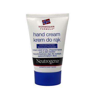 Neutrogena Formuła Norweska skoncentrowany krem do rąk 50 ml