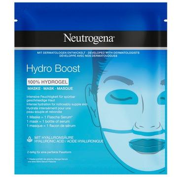 Neutrogena Hydro Boost hydrożelowa maska nawadniająca (1 szt.)