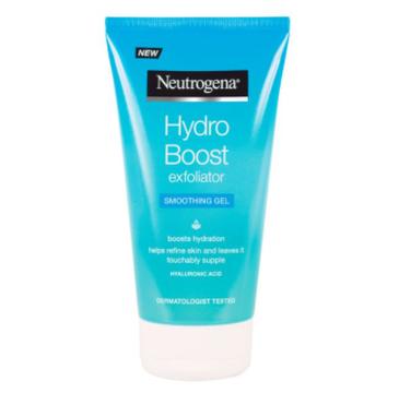 Neutrogena Hydro Boost wygładzający peeling do twarzy (150 ml)