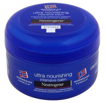 Neutrogena Norwegian Formula Ultra Nourishing Intensive Balm intensywnie odżywczy balsam 200ml