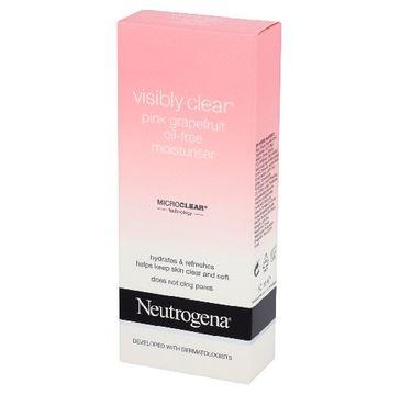 Neutrogena Visibly Clear krem do twarzy nawilżający 50 ml