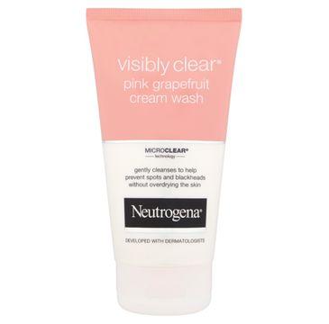 Neutrogena Visibly Clear Krem - żel do mycia twarzy orzeźwiający 150 ml