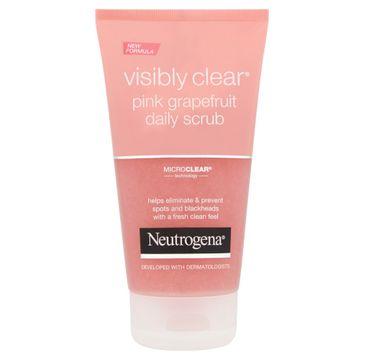Neutrogena Visibly Clear Peeling do twarzy orzeźwiający 150 ml