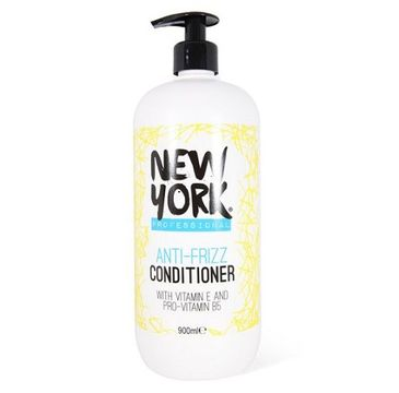 New York Professional Anti Frizz Conditioner odżywka zapobiegająca puszeniu włosów 900ml