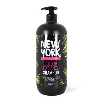 New York Professional Colour Radiance Shampoo szampon do włosów farbowanych 900ml