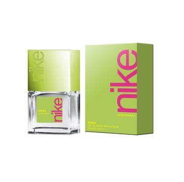 Nike Green Woman woda toaletowa spray (30 ml)