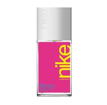 Nike Pink Woman dezodorant w szkle damski 75 ml