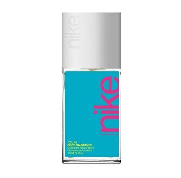 Nike Woman Azure dezodorant w szkle damski 75 ml