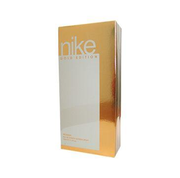 Nike Woman Gold woda toaletowa damska 100 ml