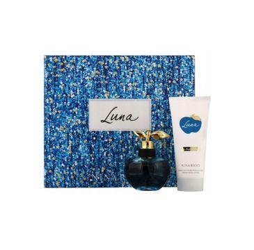Nina Ricci Luna zestaw prezentowy woda toaletowa spray 80 ml + balsam do ciała 100 ml
