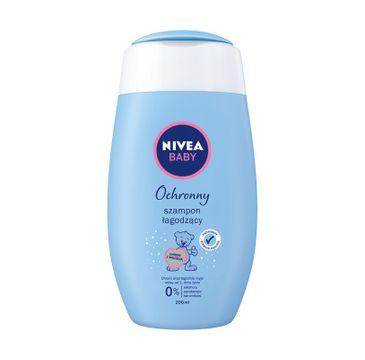 Nivea Baby Delikatny szampon łagodzący 200 ml