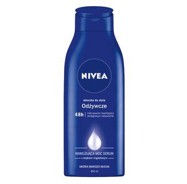 Nivea Body mleczko do każdego typu skóry odżywcze 400 ml