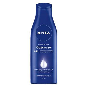 Nivea Body mleczko do skóry suchej odżywcze 250 ml