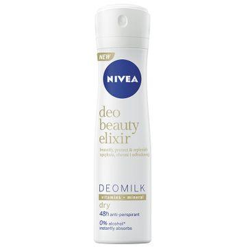 Nivea – Deo Beauty Elixir Dry antyperspirant spray (150 ml)