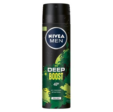 Nivea Dezodorant Deep Boost spray męski (150 ml)
